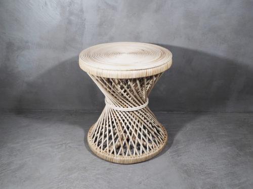 Rottingbord sidebord rotting bambus