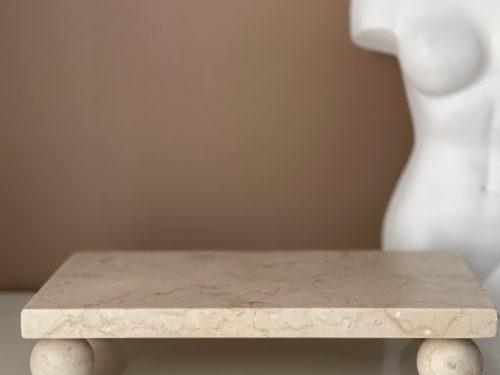 mdezeiner, by bjørkheim, marmorbord, jawa collection, bowy, marmorskål