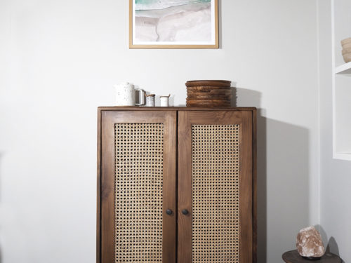 Rottingskap, teak, rotting, by bjørkheim, norsk design